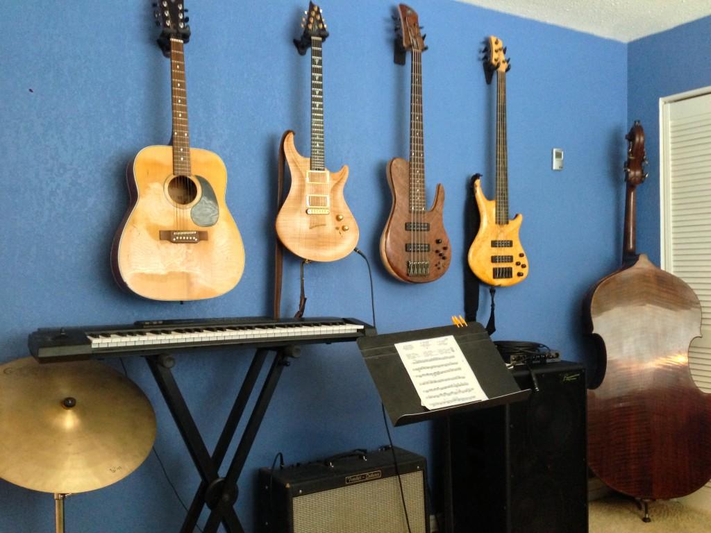Bass studio